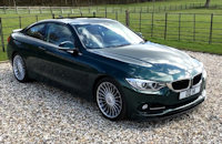 ALPINA D4 Bi-Turbo number 9 - Click Here for more Photos