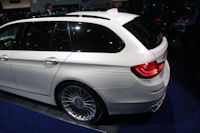 BMW ALPINA D5 Bi-Turbo Touring (No. 138) photos- Click to see bigger image