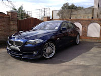 ALPINA D5 Bi-Turbo number 21 - Click Here for more Photos