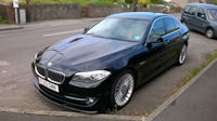 ALPINA D5 Bi-Turbo number 24 - Click Here for more Photos