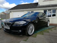 ALPINA D5 Bi-Turbo number 28 - Click Here for more Photos