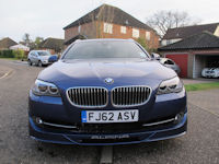 ALPINA D5 Bi-Turbo number 76 - Click Here for more Photos