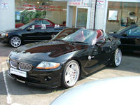 ALPINA Roadster S number 104 - Click Here for more Photos