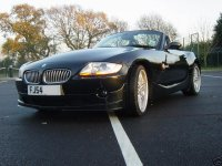 ALPINA Roadster S number 105 - Click Here for more Photos