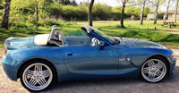 ALPINA Roadster S number 135 - Click Here for more Photos