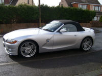 ALPINA Roadster S number 14 - Click Here for more Photos