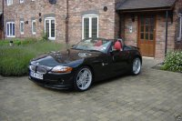 ALPINA Roadster S number 140 - Click Here for more Photos