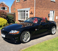 ALPINA Roadster S number 158 - Click Here for more Photos