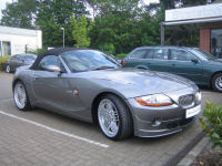 ALPINA Roadster S number 166 - Click Here for more Photos