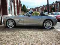 ALPINA Roadster S number 183 - Click Here for more Photos