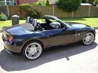 ALPINA Roadster S number 189 - Click Here for more Photos