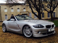 ALPINA Roadster S number 19 - Click Here for more Photos