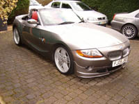 ALPINA Roadster S number 207 - Click Here for more Photos