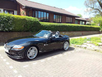 ALPINA Roadster S number 21 - Click Here for more Photos
