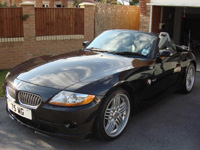 ALPINA Roadster S number 22 - Click Here for more Photos