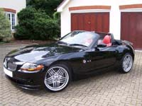 ALPINA Roadster S number 24 - Click Here for more Photos
