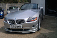 ALPINA Roadster S number 252 - Click Here for more Photos