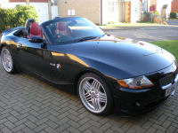 ALPINA Roadster S number 258 - Click Here for more Photos