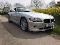 ALPINA Roadster S number 306 - Click Here for more Photos