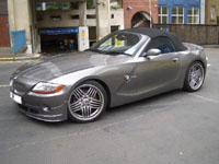 ALPINA Roadster S number 31 - Click Here for more Photos
