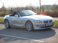 ALPINA Roadster S number 6 - Click Here for more Photos