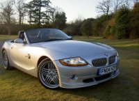 ALPINA Roadster S number 9 - Click Here for more Photos