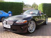 ALPINA Roadster S number 98 - Click Here for more Photos
