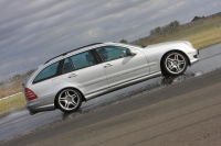 Click for more of Tonys photos of Martys C32 AMG