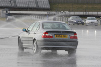 Click for more of Andys photos of Carls BMW 318i