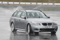 Click for more of Andys photos of Marks BMW 525 Msport