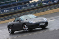 Click for more of Tonys photos of Davids Porsche Boxster
