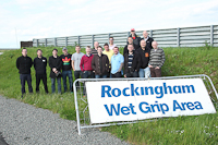 General photos of Rockingham Wet Grip day