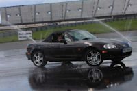 Click for more of Tonys photos of Stephane Mazda MX5