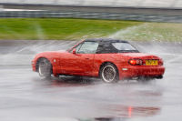 Click for more photos of Lawrences supercharged MX-5