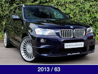 ALPINA XD3 Bi-Turbo number 22 - Click Here for more Photos