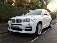 ALPINA XD3 Bi-Turbo number 268 - Click Here for more Photos