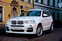 ALPINA XD3 Bi-Turbo number 33 - Click Here for more Photos